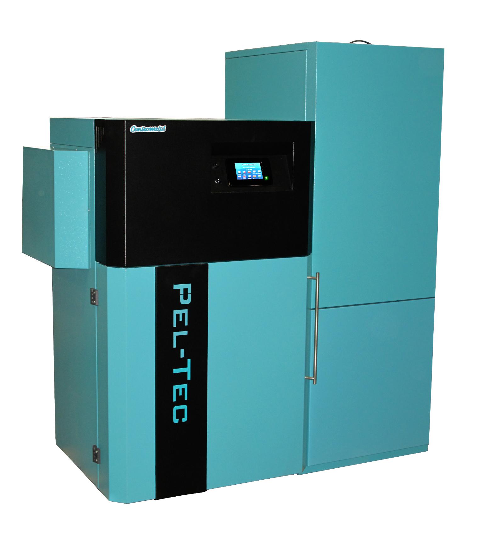 Centrometal PelTec pellet tüzelésű kazán