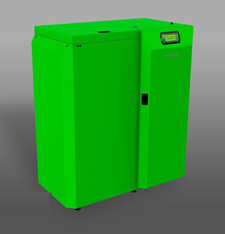 Kostrzewa CompactBio pellet tüzelésű kazánok