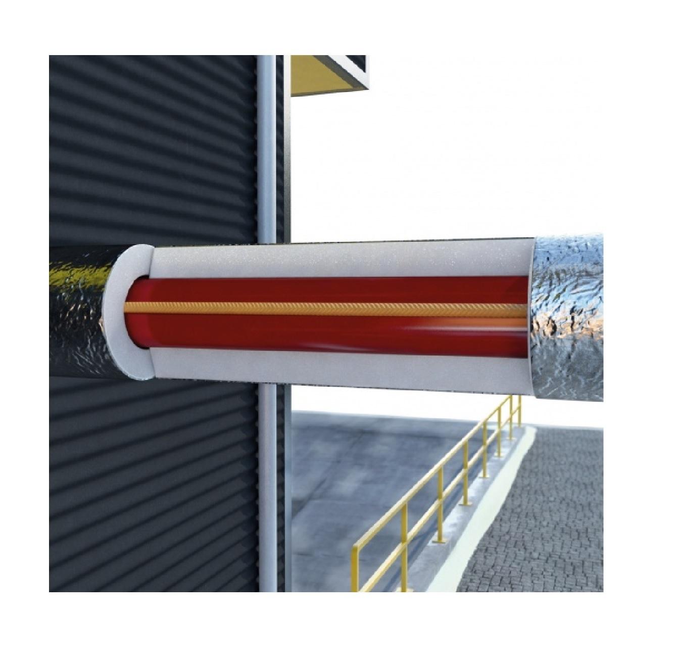 MAGNUM Trace Hot Water önszabályzó fűtőkábel meleg víz vezetékekhez