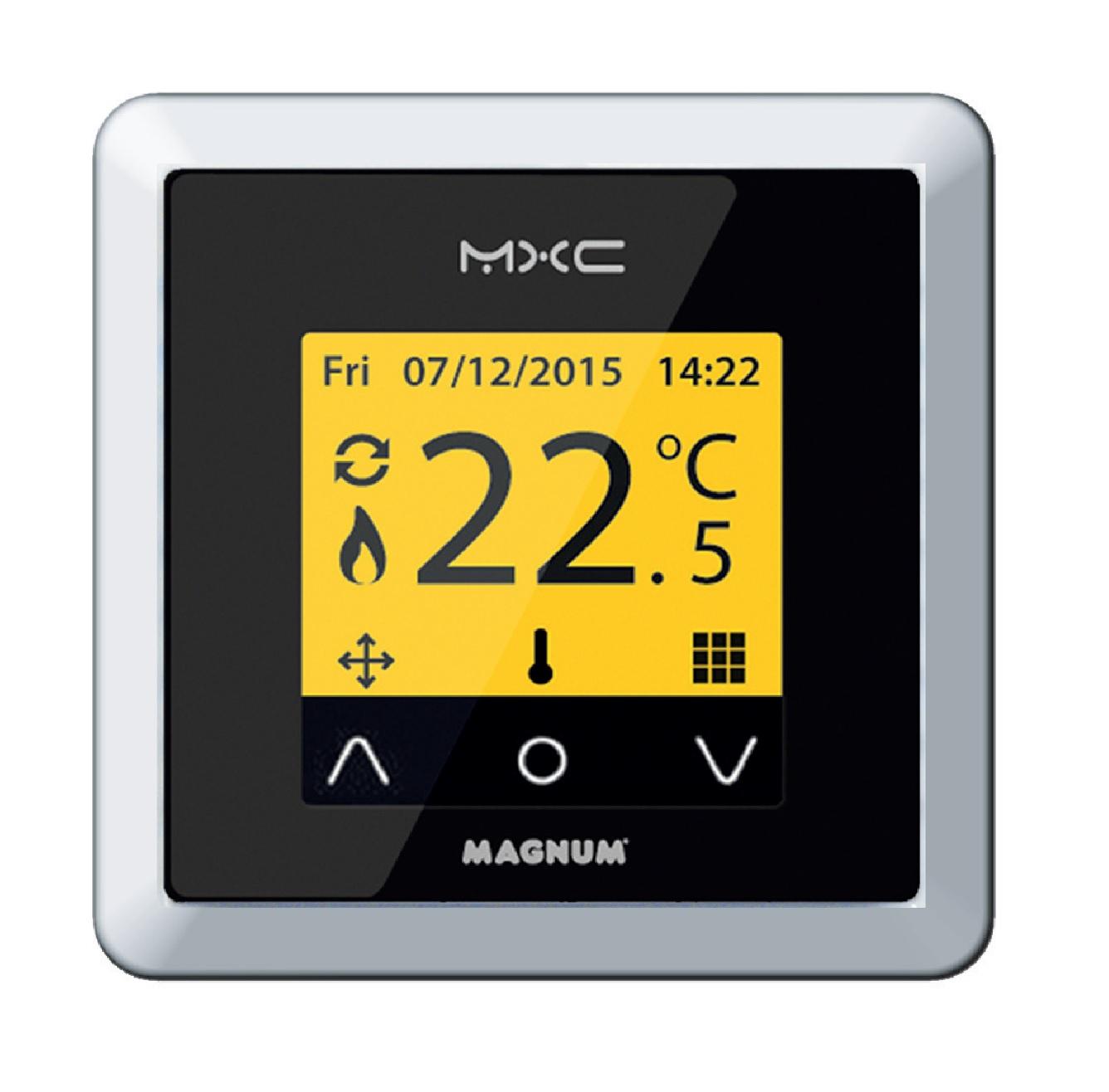 MAGNUM X-treme Control érintőképernyős termosztát